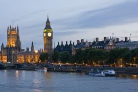 Lontoon arkkitehtuurin matkassa menneeseen