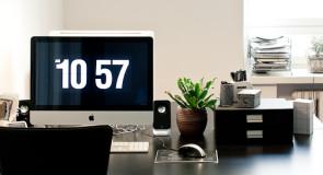 Office-look ja muita sisustusideoita työhuoneeseen