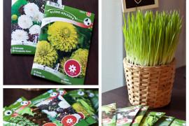 Pika-arvonta: Liput kevään puutarhamessuille