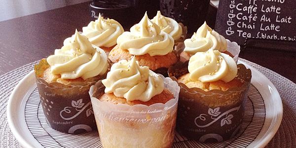 valkosuklaa sitruuna muffinssit