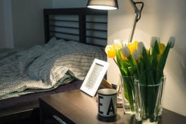 Uutta ilmettä makuuhuoneeseen