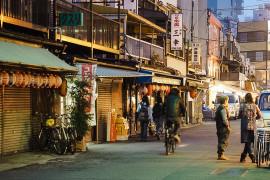 Lomalle nauttimaan arjesta Japanissa