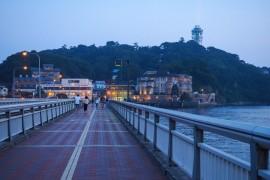 Enoshima, kissojen valtakunta